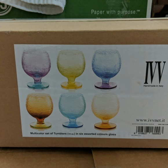 Other - IVV Multicolor Tumblers